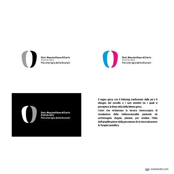 Dott. M.Di Carlo / Logo | 2017