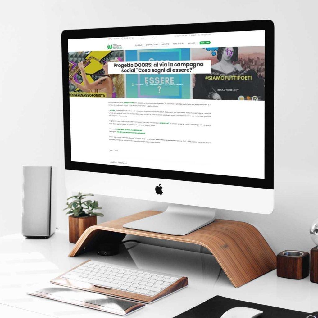 ProgettoDOORS su iMac